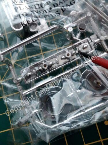 1 DEL Lighting Kit Original Lighting présentation for 1:25 scale Ghostbusters Ecto