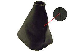 FORD GALAXY Modello 2000 - 2006 Cuffia Leva Cambio 100% Vera Pelle Colore Nero