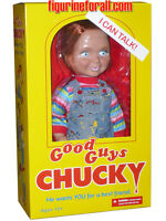 Child's Play Talking Chucky 15 good Guy Happy Mega Doll Sound Bride Mezco