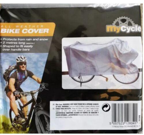 Imperméable Tous Temps Cycle Vélo Housse pluie neige Vent Léger Protector 2 m
