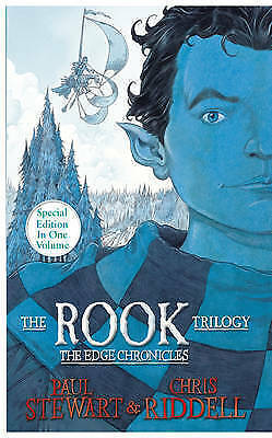 The Rook Trilogy (Edge Chronicles), Stewart, Paul,Riddell, Chris, Very Good Book