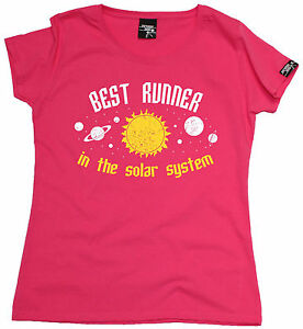 Image Is Loading Best Runner In The Solar System WOMENS T