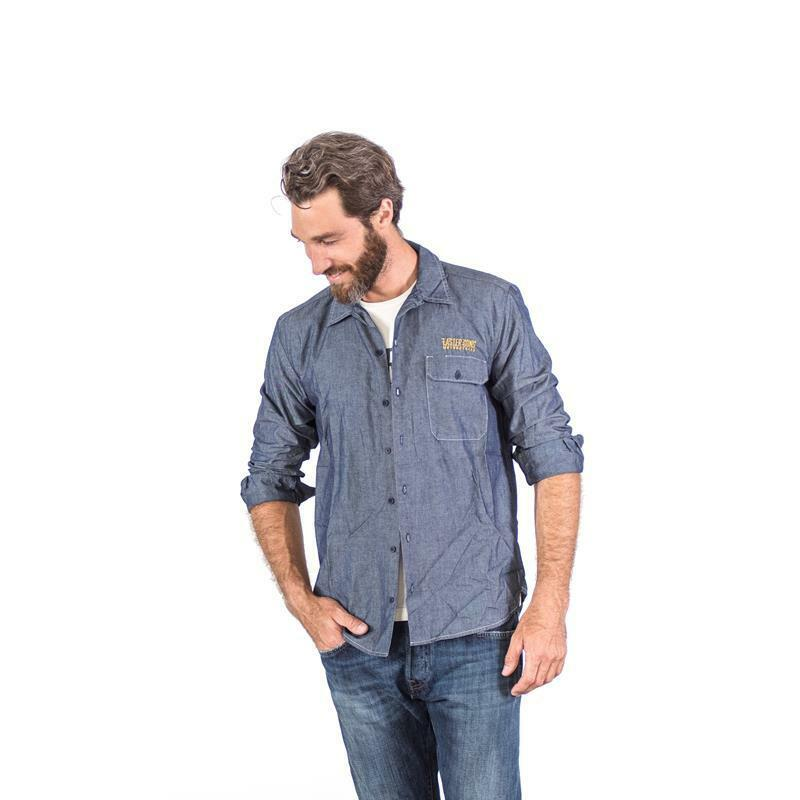 Faster Sons Long-Sleeve Shirt RRP .40 SALE PRICE