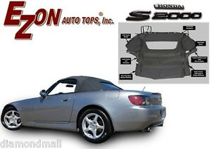 Image Is Loading New Honda S2000 2000 2001 Convertible Soft Top