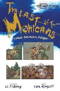 the last of the mohicans graffex
