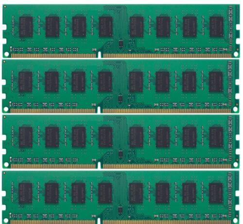 Memory DDR3-1600MHz PC3-12800 DIMM For Dell Optiplex 990 SFF By RK 16GB 4x4GB