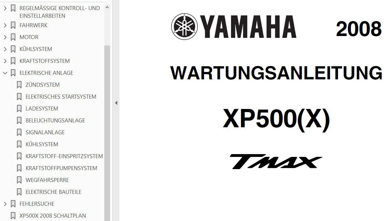 Batterie yamaha xp500 A T-MAX//ABS sj06 Bj 2009 Varta ttz10s-bs//ytz10s AGM