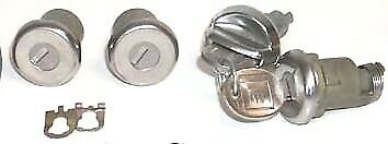 1969 1970 1971 1972  Nova Chevy door locks glove lock trunk lock cylinders keys