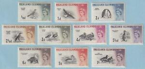 FALKLAND-ISLANDS-128-137-MINT-NEVER-HINGED-OG-NO-FAULTS-EXTRA-FINE-X808