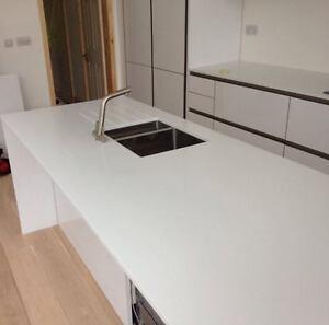 Quartz Kitchen Worktops White Marble Granite Kitchen Worktop Full