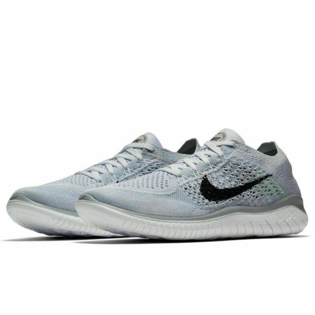 Nike Womens Size 7 RN Flyknit 2018