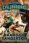 Alcatraz Versus the Evil Librarians: Alcatraz Versus the Knights of Crystallia 3 by Brandon Sanderson (2016, Hardcover)