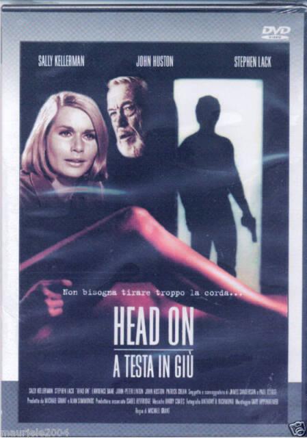 Head On. A Testa In Giù (1980) DVD NUOVO SIGILLATO Sally Kellerman, Stephen Lack