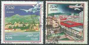 Timbres-Avions-Algerie-PA22-3-o-lot-9069