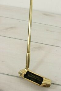Sutters Mill Specialties Gold Plated Putter 34 1 2 Quot Rh