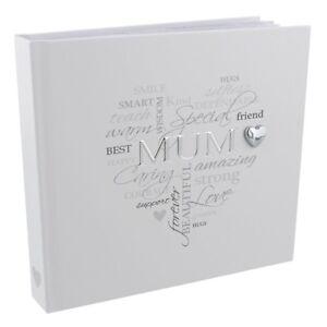 Widdop Photo Album sincero momentos de lámina de redacción-mamá 19x17.5cm FL316M Nuevo