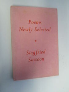Good-Poems-Newly-Selected-1916-1935-Sassoon-S-1946-01-01-Foxing-tanning-to