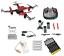 thumbnail 5 - Neu Sky Phantom Wifi FPV Drone Bündel Mit Must Have Zubehör - 23pcs Set