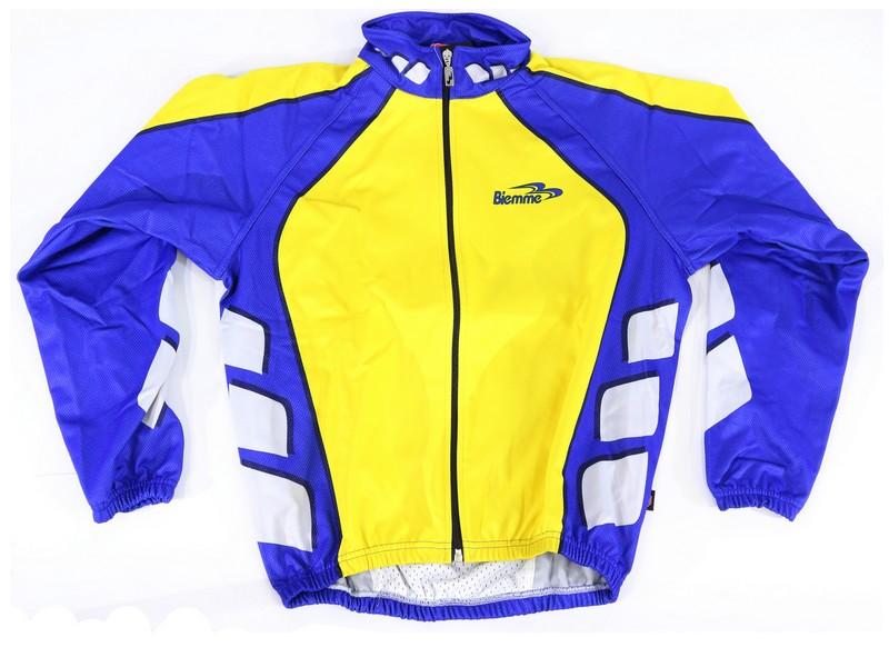Giubbino Invernale Ciclismo Bici Mtb Corsa Biemme WindStopper Impermeabile Impermeabile WindStopper Mis M f24d7c