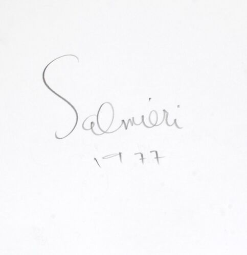 "SAM RIVERS ALBUM COVER PHOTO 8X10/"" B/&W VINTAGE DKRM PRINT SIGNED ORIG 1977"