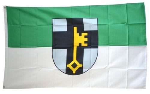 Drapeau Allemagne Ville Dorsten Drapeau dorstener Hissflagge 90x150cm
