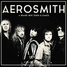 Aerosmith a Song & Dance Limited Edition Coloured Vinyl 2lp