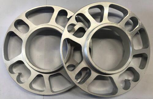15mm x 2 Lega Ruota Distanziatori solo per 5X120 72.6-65 VW touarag 2.5