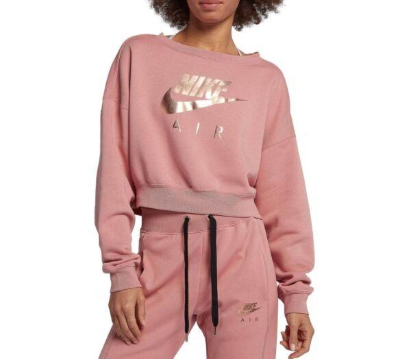 Nike SPORTSWEAR RALLY Damen Sweatshirt Crew AV6227-685