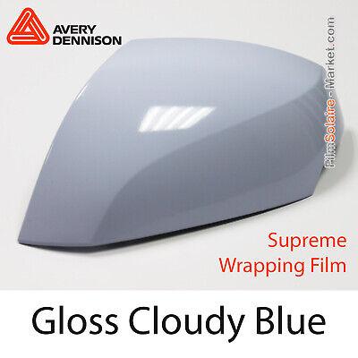 Avery Dennison Wrapping Abdeckung BK9530001 Folie Cloudy Blue Proben