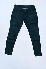 Levis 473 Womens Skinny Stretch Fit Dark Blue Denim Jeans Red Tab W28 L27 Uk10