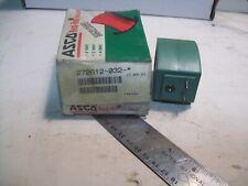 Asco NVB314C032 Solenoid Valve