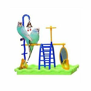 JW Pet Company Activitoys Play Gym Bird Toy Free Shipping