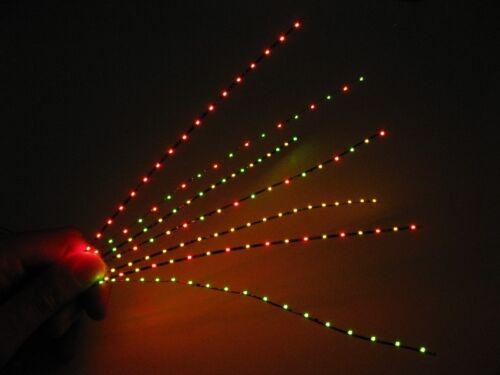 Schönwitz 01-03-21-02 NEU Spur N Winzige LED Lichterkette rot