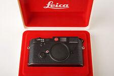 Leica M6 - Body - Top-Zustand, OVP, full set