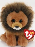 Ty 9 (medium Size) Beanie Babies Cecil The Lion 2016 Limited Edition Mwmt's