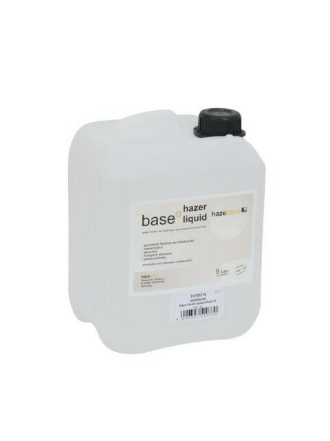 Hazebase base * HAZER especial fluid 5l bidón