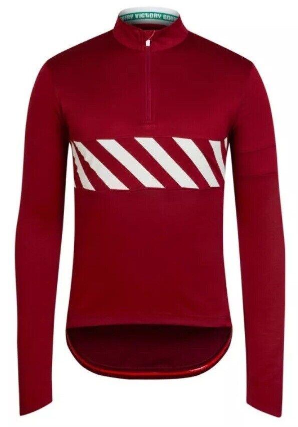 Rapha Davis Phinney Special Edition Jersey rot BNWT Größe L