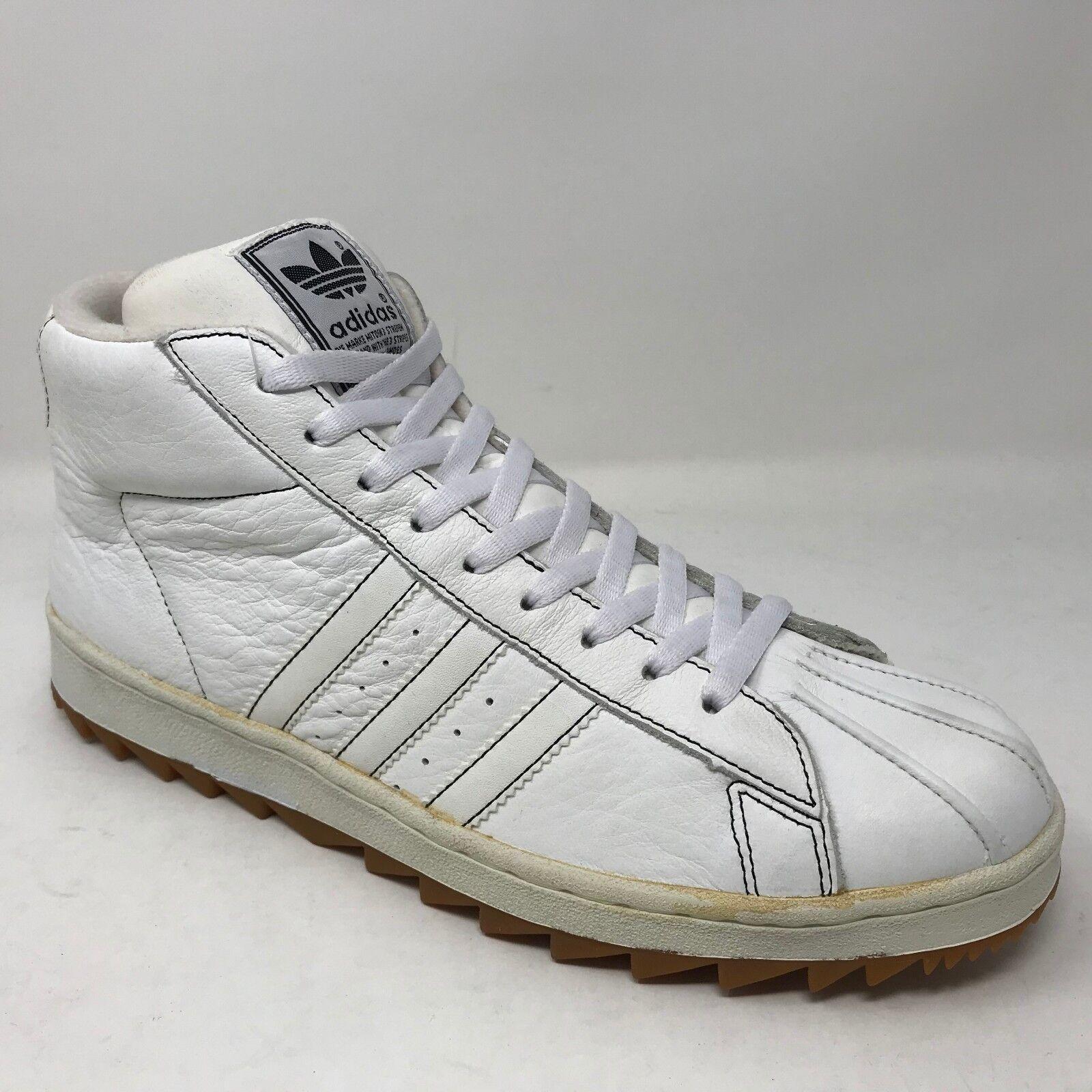 La nuova annata uomini adidas promodel ripple 1 ga basket scarpa 079025 dimensioni 10,5