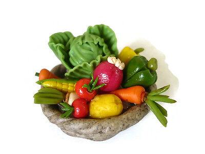 20 Loose Sweet Potato Dollhouse Miniatures Vegetable Supply Deco