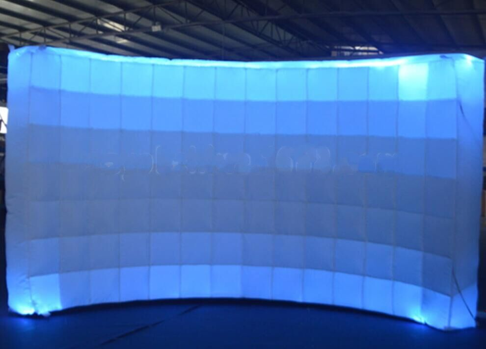 Inflatable LED Photo Booth Wall - Weddings  Birthdays Events Adgreenise Hot Air  select from the newest brands like