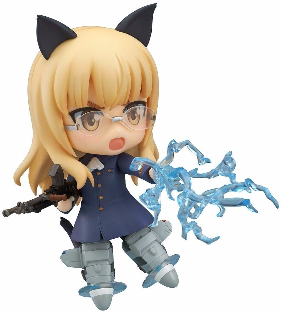 Nendorid 579 Strike Witches  2 Perrine ClosterhomHommes figurine Phat  Nouveau Japon  parfait