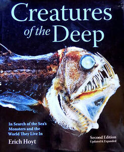 Details about Deep Ocean Abyss Marine Creatures Sea Monsters Sharks Giant  Squid Whales 150 Pix