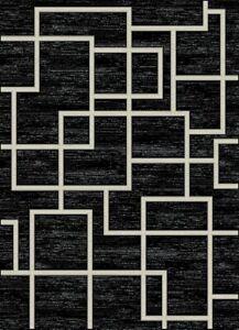 Maze Area Rug Modern Contemporary