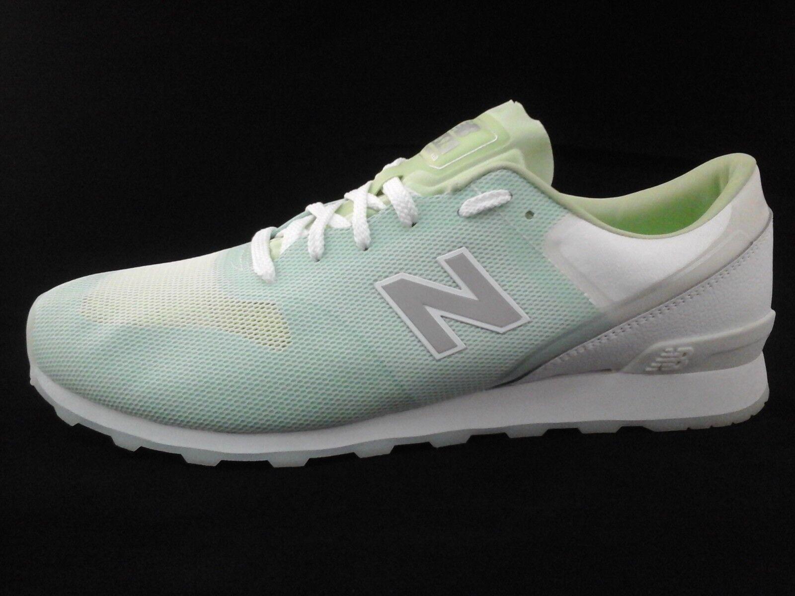 New Balance WL696RBM 696 Women's Running Silver Mint Shoes US 12