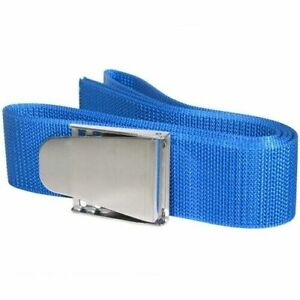 Scuba Diving Dive Weight Belt 58in Equipment S/s Blue WB26