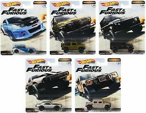 Hot-Wheels-Diecast-Fast-amp-Furious-Furious-Off-Road-Wave-4-Car-Culture