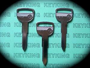 Honda-Keyblanks-x-3-Key-Blank-Non-Remote-Acura-Integra-Prelude-Accord