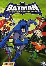 Batman - The Brave And The Bold Vol.4 (DVD)  FREE UK P+P .......................