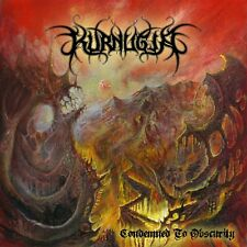 KURNUGIA - Condemned To Obscurity - CD - DEATH METAL