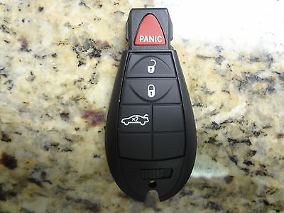 10-14 Dodge Challenger New Key Keyless Entry Remote Fob Mopar Factory Oem